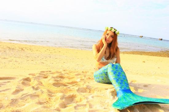 まだまだ暑い沖縄!