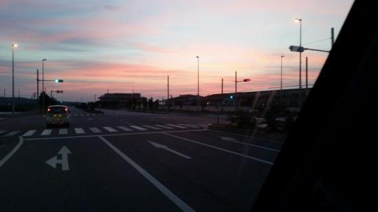 美しき夜明け