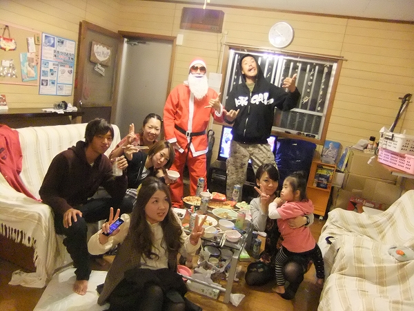 クリスマスパーティー(#^.^#)
