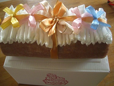 ロールケーキ!?