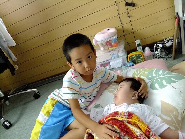 沖縄の子供^^